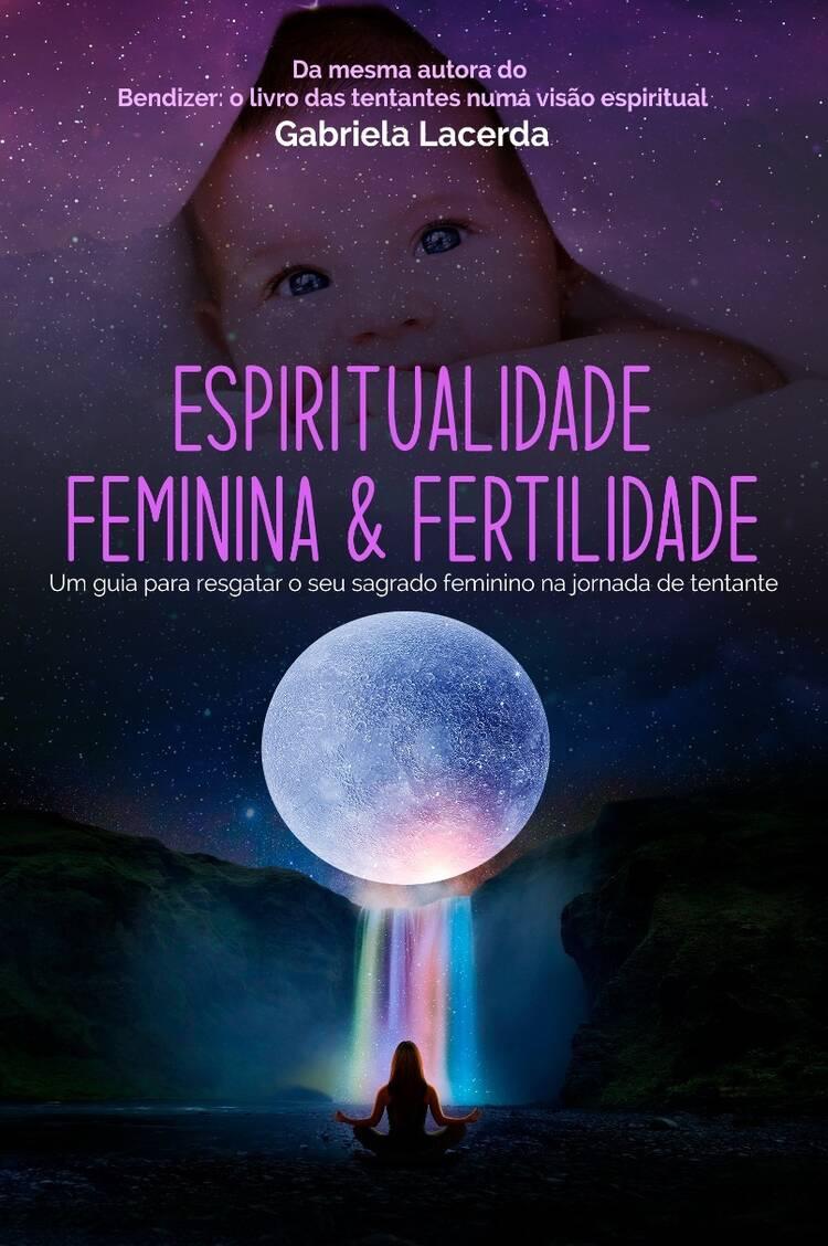 Capa do ebook Espiritualidade feminina e fertilidade