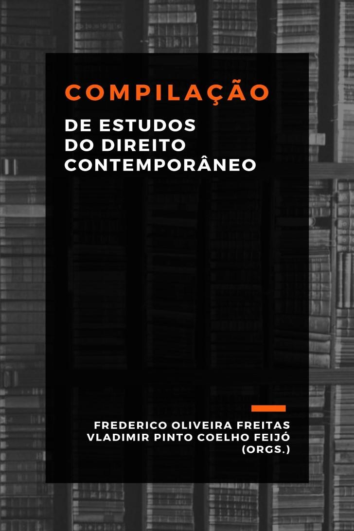 Capa do ebook Compilação de estudos do Direito contemporâneo