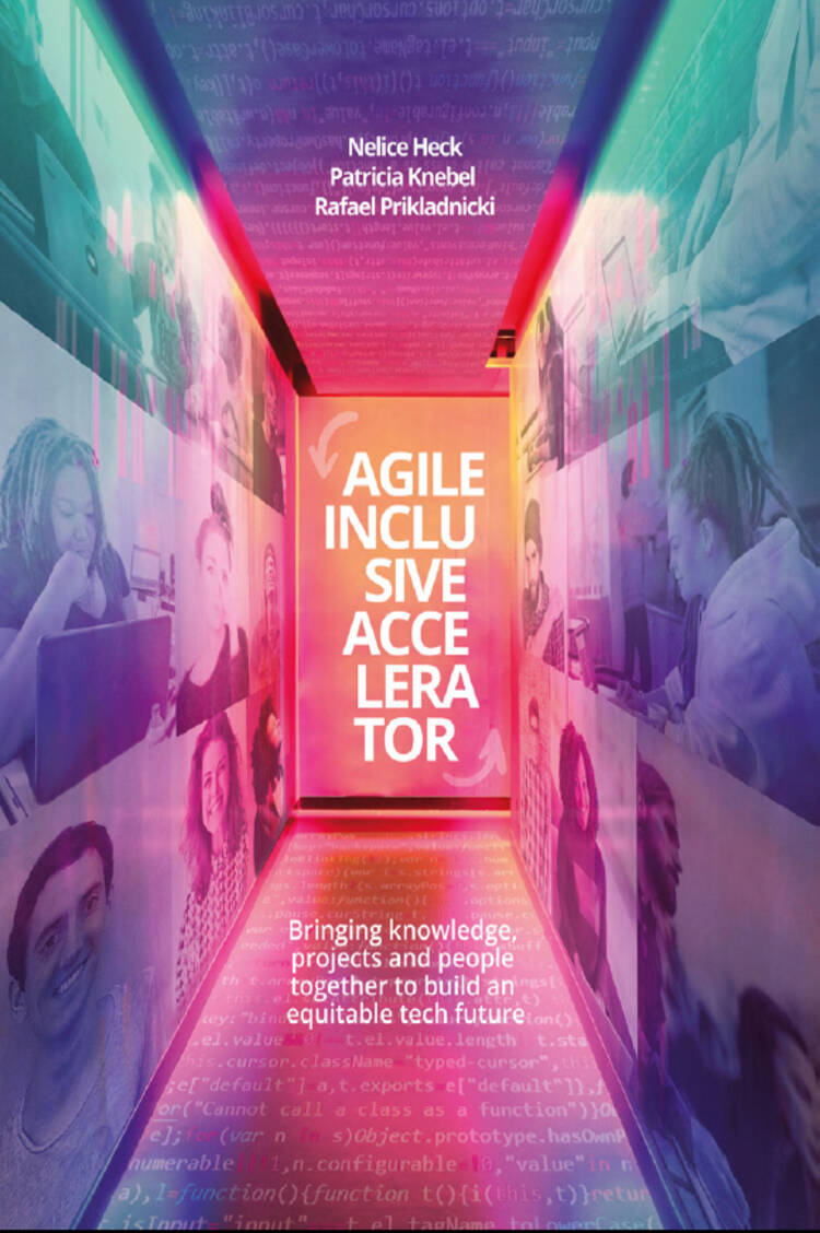 Capa do ebook Agile Inclusive Accelerator