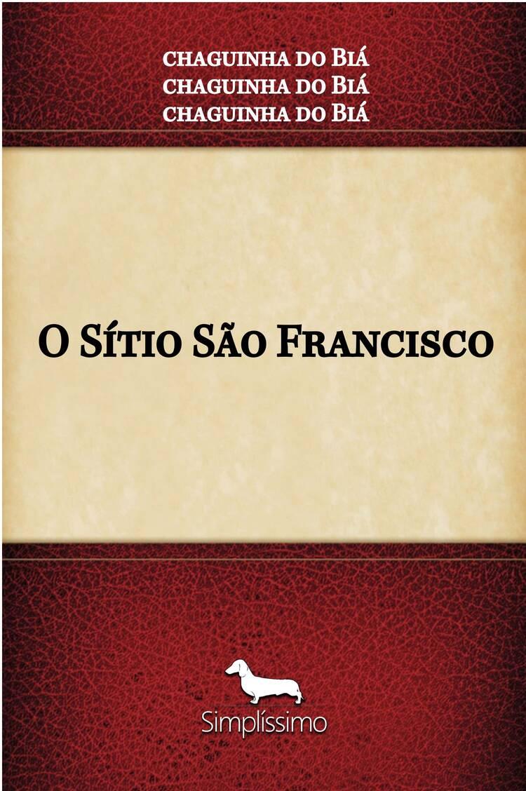 Capa do ebook O Sítio São Francisco