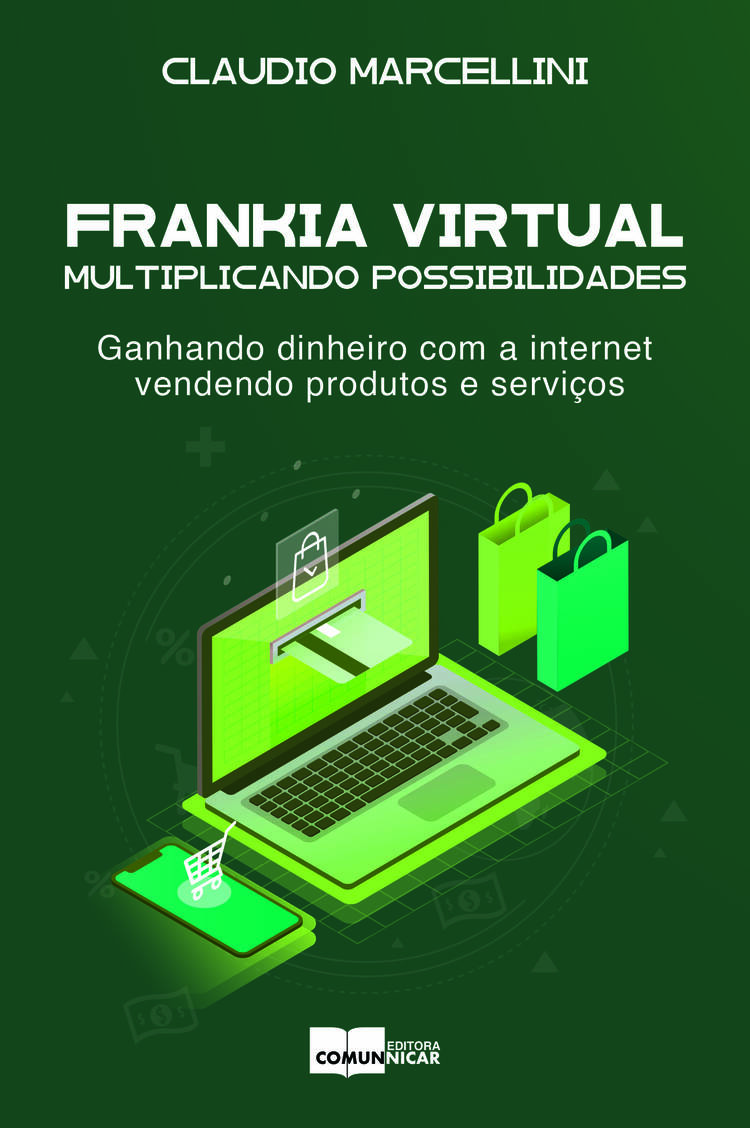 Capa do ebook Frankia Virtual: multiplicando possibilidades.