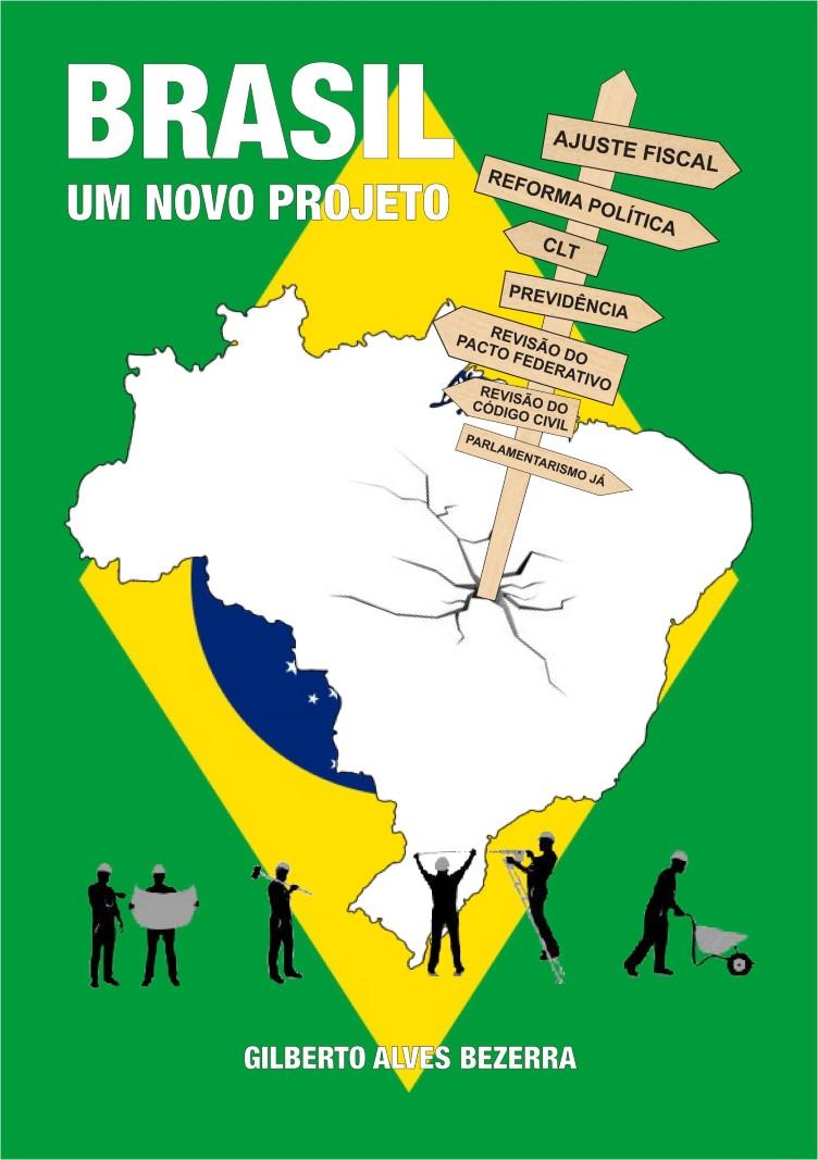 Capa do ebook Brasil – Um novo projeto
