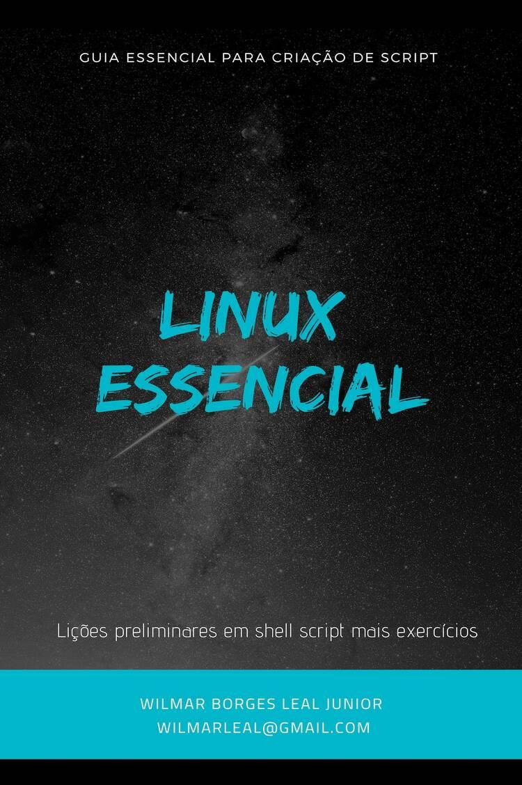 Capa do ebook Linux Essencial: