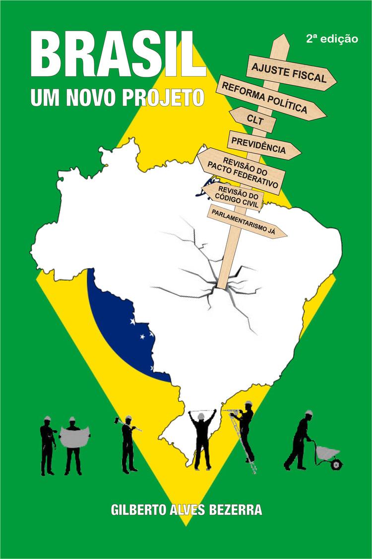Capa do ebook BRASIL UM NOVO PROJETO