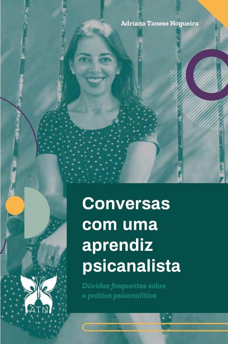 Capa do ebook Conversas com uma aprendiz psicanalista.