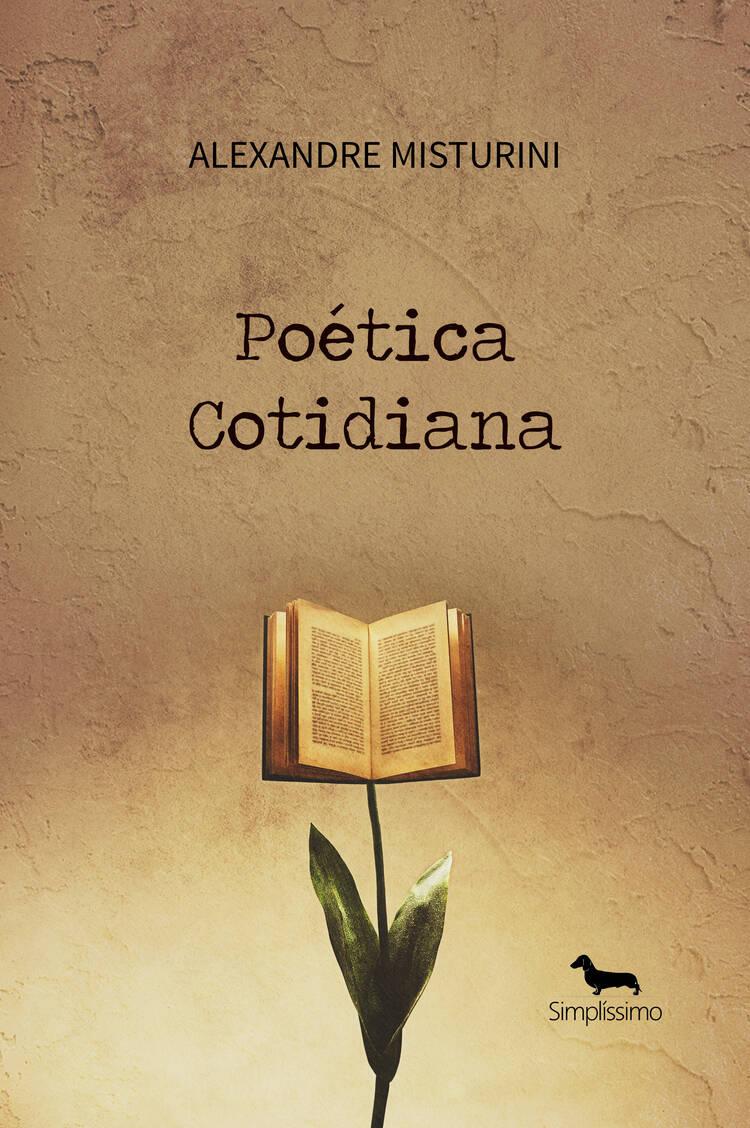 Capa do ebook Poética cotidiana