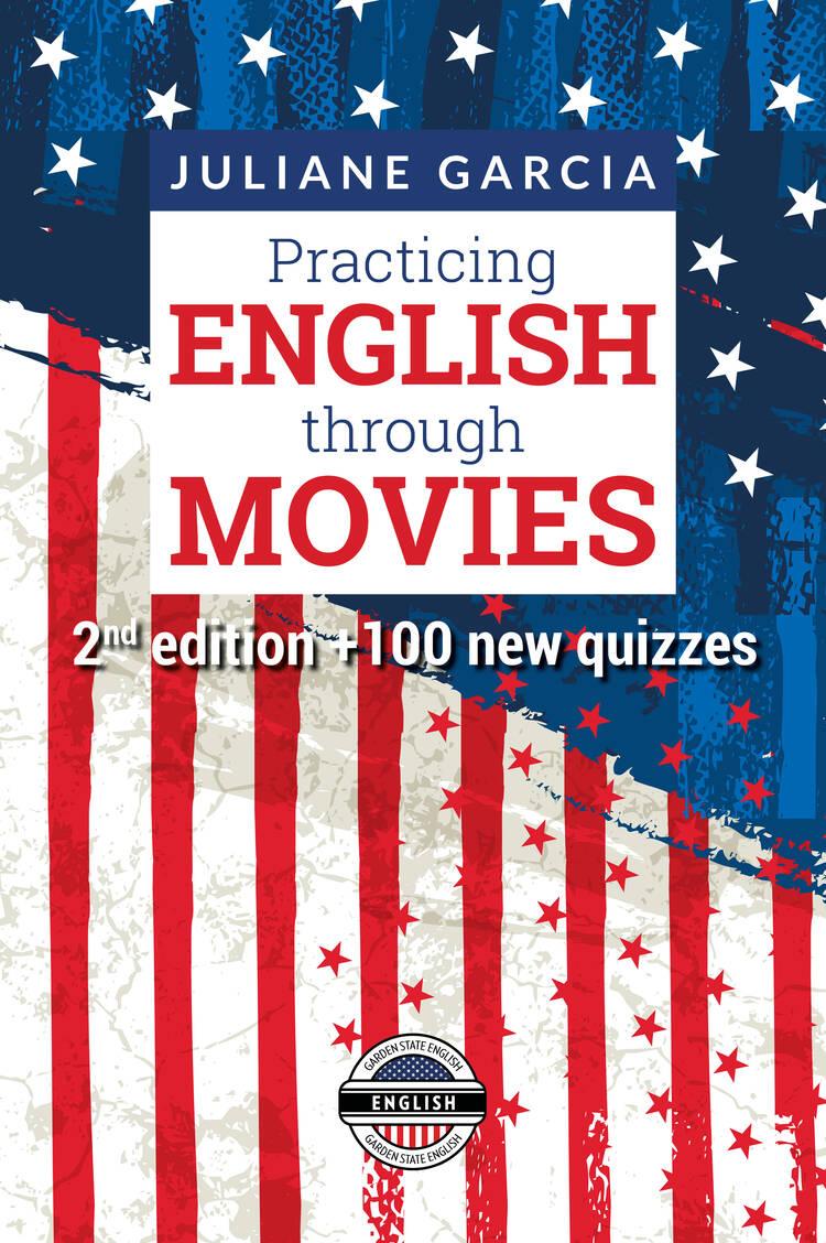 Capa do ebook Practicing English through Movies