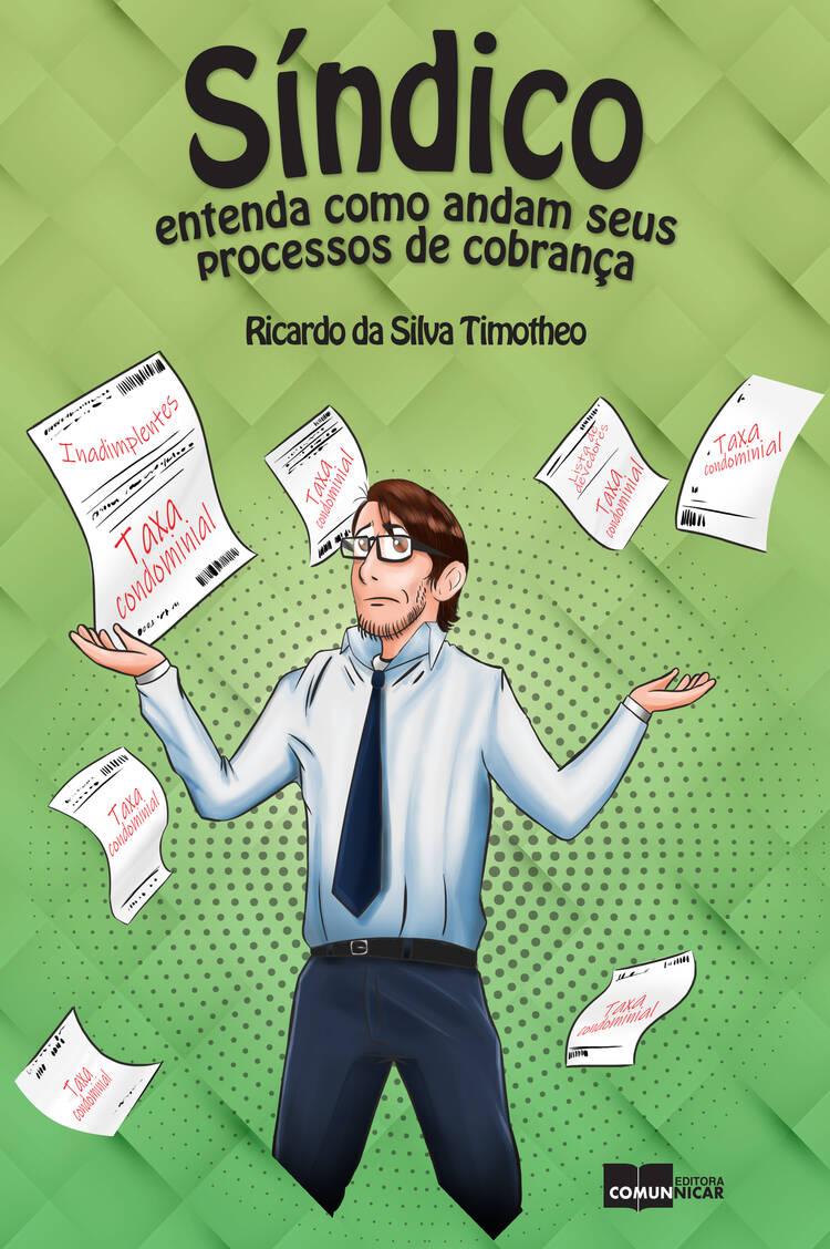 Capa do ebook Síndico