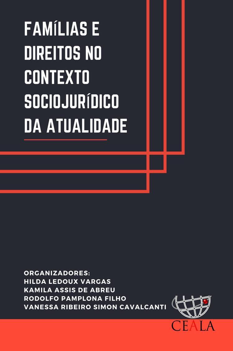Capa do ebook FAMÍLIAS E DIREITOS NO CONTEXTO SOCIOJURÍDICO DA ATUALIDADE
