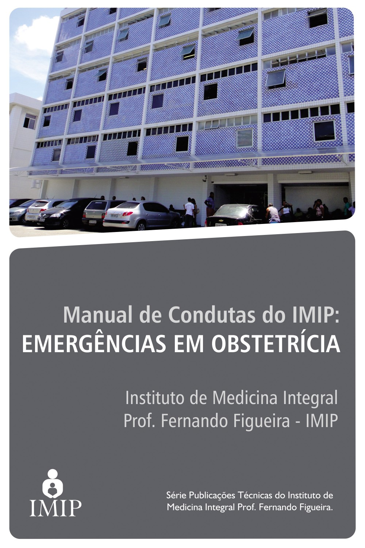 Capa do ebook Manual de condutas do IMIP