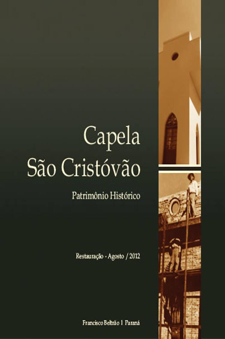 Capa do ebook Capela São Cristóvão