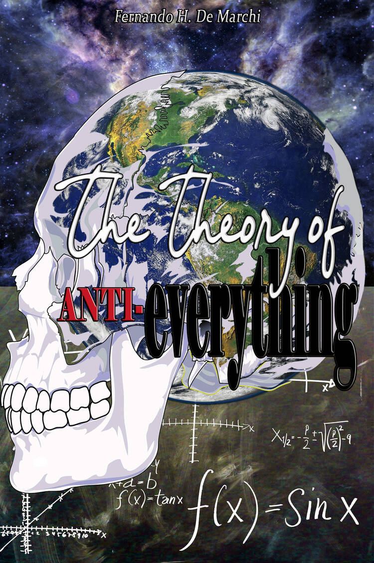 Capa do ebook The Theory of Anti-Everything