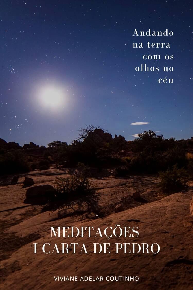 Capa do ebook Meditações na I Carta de Pedro