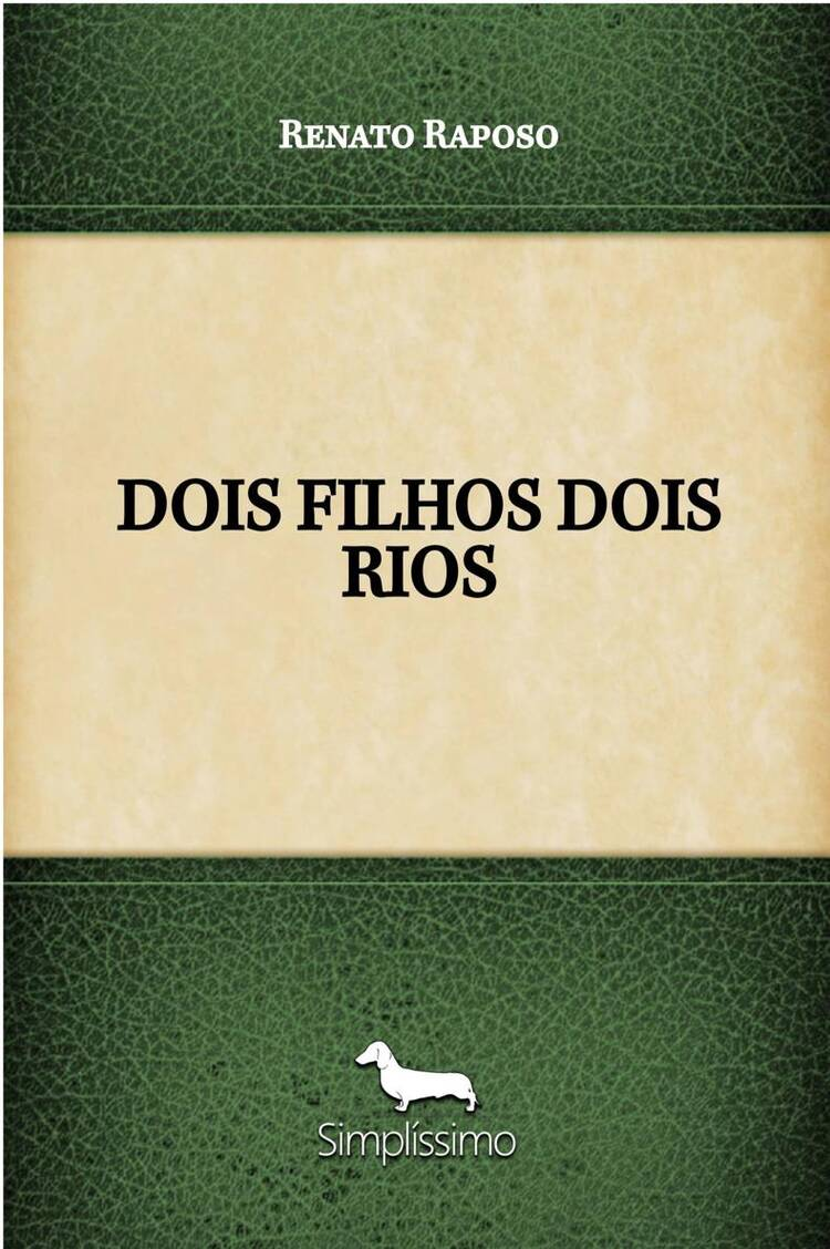 Capa do ebook DOIS FILHOS DOIS RIOS